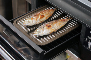 魚焼きグリル